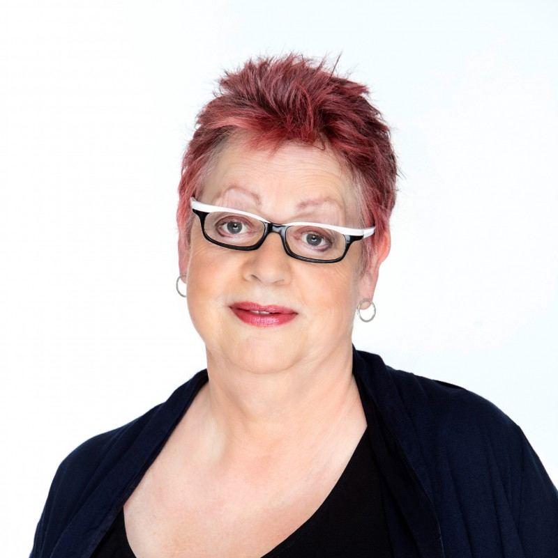 A picture of Jo Brand