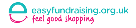 A picture of the easy fundraising logo.