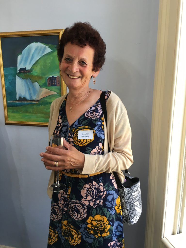 Lorna (Volunteer)