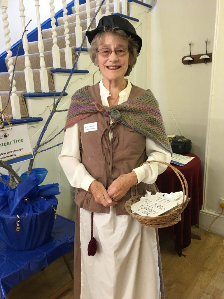 Mary (Volunteer) from Mary Poppins