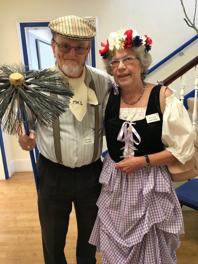 John & Julia (Volunteers)
