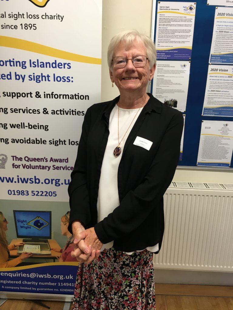 Linda (Volunteer)