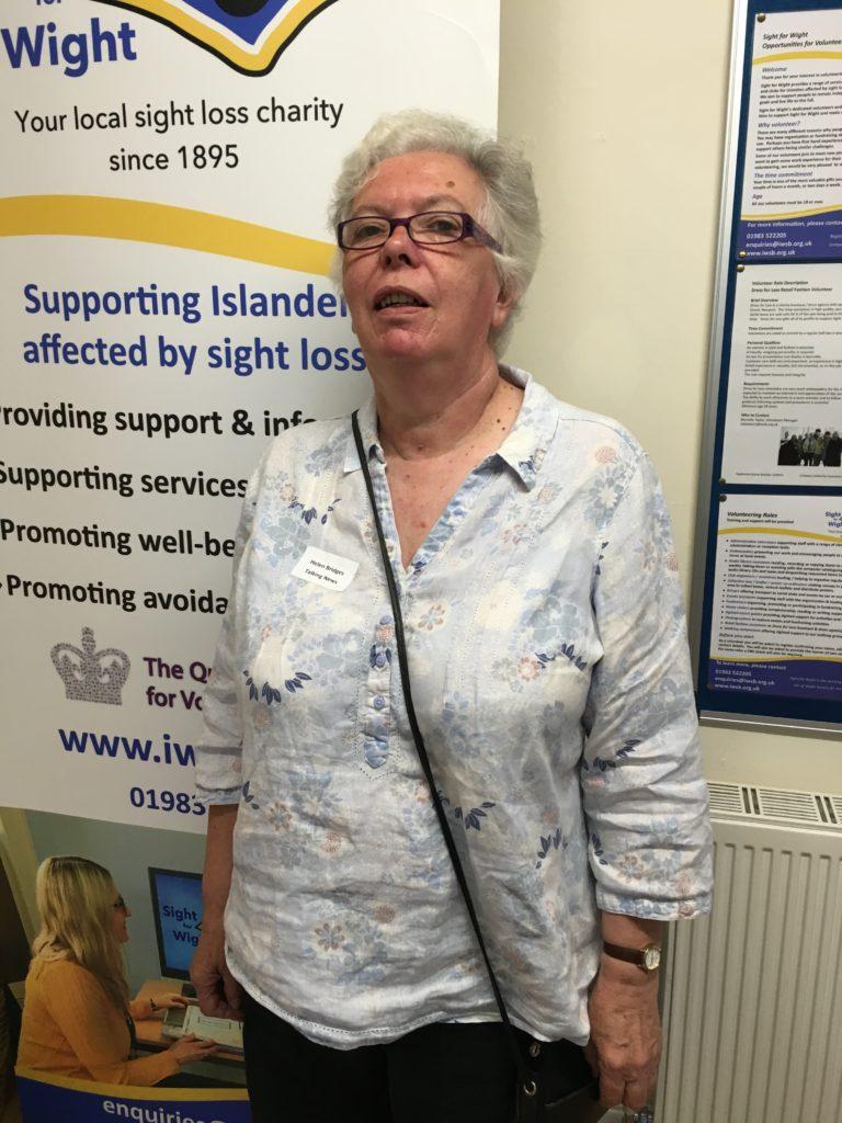 Helen (Volunteer)