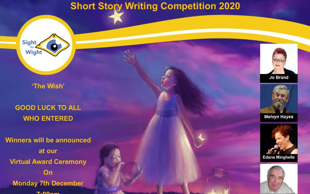 Short Story Writing Competition Update