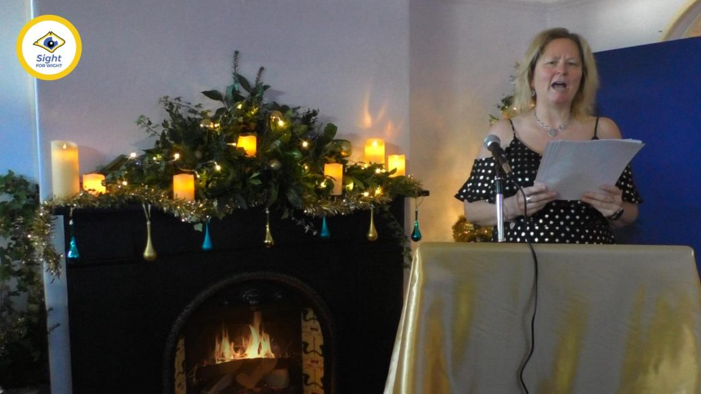 Lisa Hollyhead (CEO) welcomes everyone